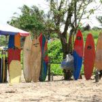 サーフィン初心者はロングボードとショートボードどっちから始めたらいいの?